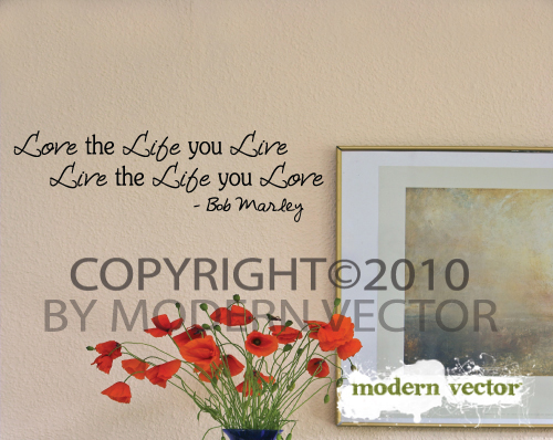 love quotes bob marley. Bob Marley Size: 6.5quot;H x 22quot;W